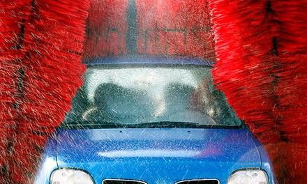 שטיפת רכבים באבלס בקניון מלחה: שטיפה הכוללת פנים + חוץ במכונה + ניקוי גאנטים + וקס חם אדום, ב 35 ₪ בלבד. תקף גם בשישי