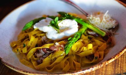 איטליאנו דה לה קוסטה  האיטלקית החדשה של השף חמודי עוקלה ממשחקי השף: ארוחת פרימיום זוגית ב 290 ₪ בלבד!