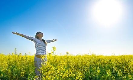 טיפול לימפטי לניקוי הגוף מרעלים והצרת היקפים ב 89 ₪ בלבד!