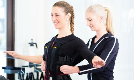 אימון EMS אישי אצלכם בבית עם מאמן מקצועי ב 49 ₪ בלבד! אימון הדרגתי ופונקציונאלי ממוקד, מתי ואיפה שנוח לכם, בתא